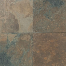 Daltile Slate California Gold 12 X 12