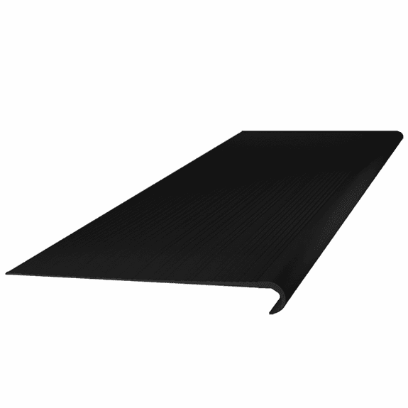 Flexco Heavy Duty Smooth Rubber Stair Tread 120