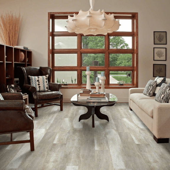 Floorte Pro Endura Plus Alabaster Oak Click