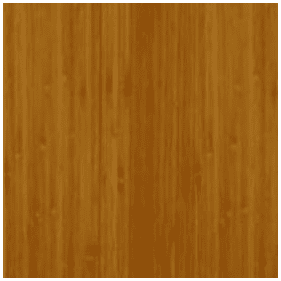 "Hawa Bamboo Solid Carbonized Vertical 3 3/4"" x 37 7/8"" Matte"