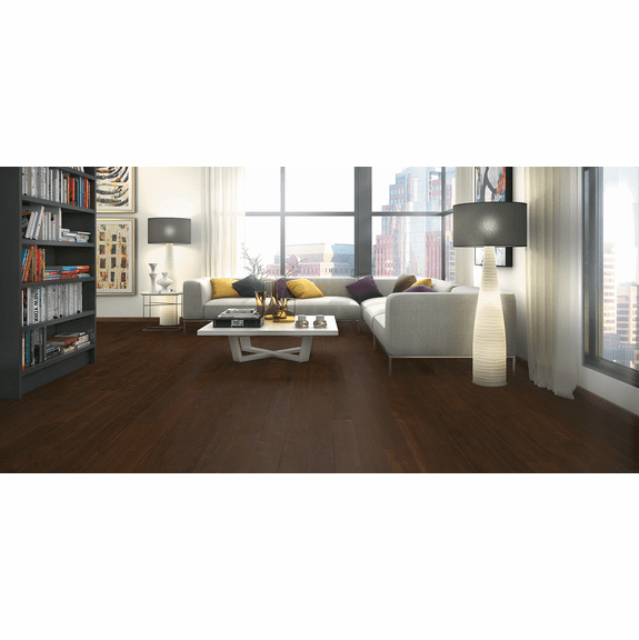 IndusParquet Brazilian Walnut Engineered 5""