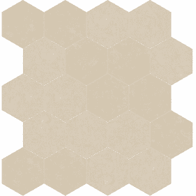 Interceramic Boardroom Hex Mosaic