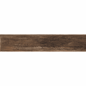 Interceramic Timberwood Weathered Brown 8 X 40