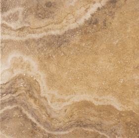 Interceramic Travertino Royal Gold 16 x 16