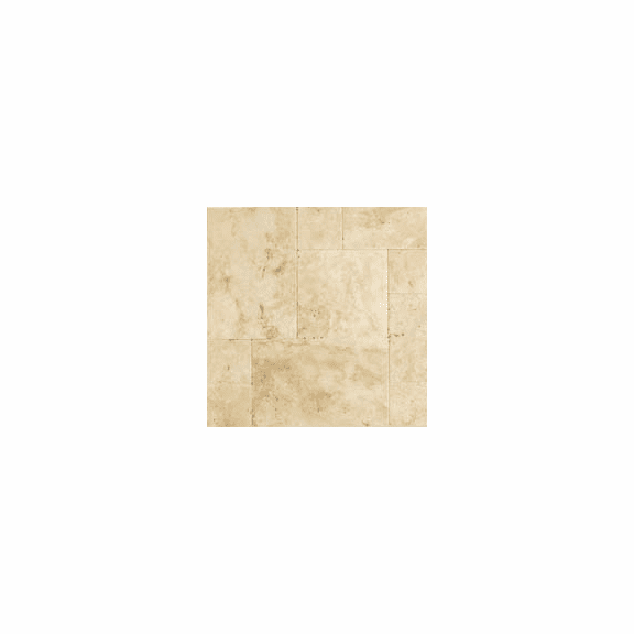 Interceramic Turkish Travertine Classic Chiaro 12 X 12