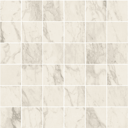 Iris Carrara Select 2.0 Mosaic Tile