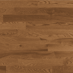 Lauzon Essentials Red Oak Gingerbread Solid  2-1/4""