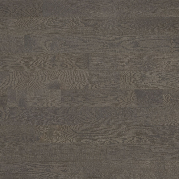 """Lauzon Red Oak Shadow Gray Solid 4-1/4"""""""