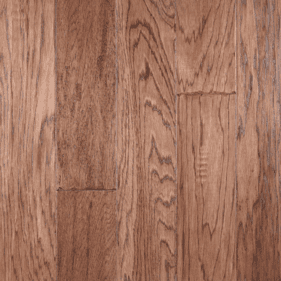 LM Flooring River Ranch Fireside Hickory