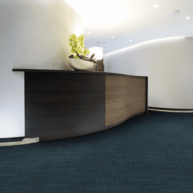 Mannington Linen Weave Carpet Tile