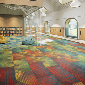 Mannington Ray Tracing Carpet Tile