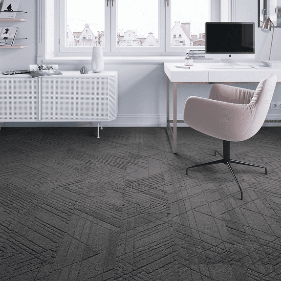 Mannington Switchback Carpet Tile