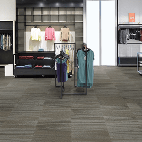 Mannington Tulle Carpet Tile