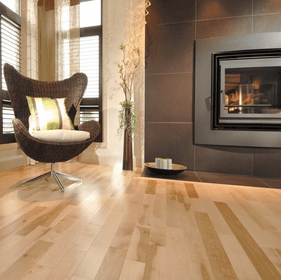 Mirage Yellow Birch Hardwood