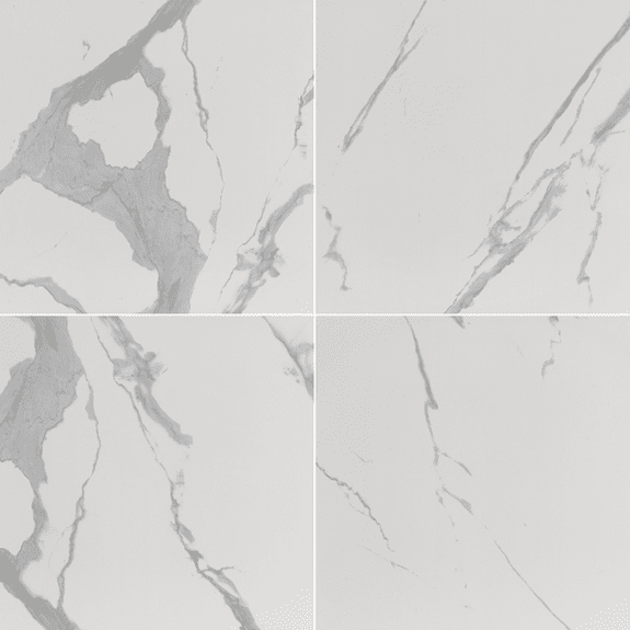 MSI Surfaces Eden Statuary Polished  24 x 24
