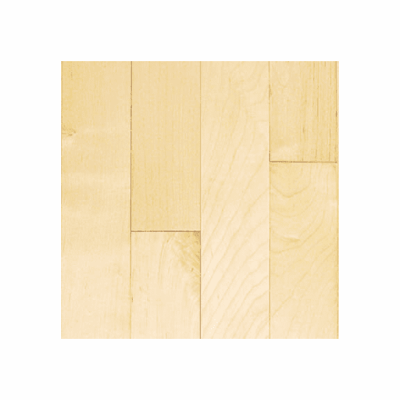 Mullican Muirfield Maple Natural 5""