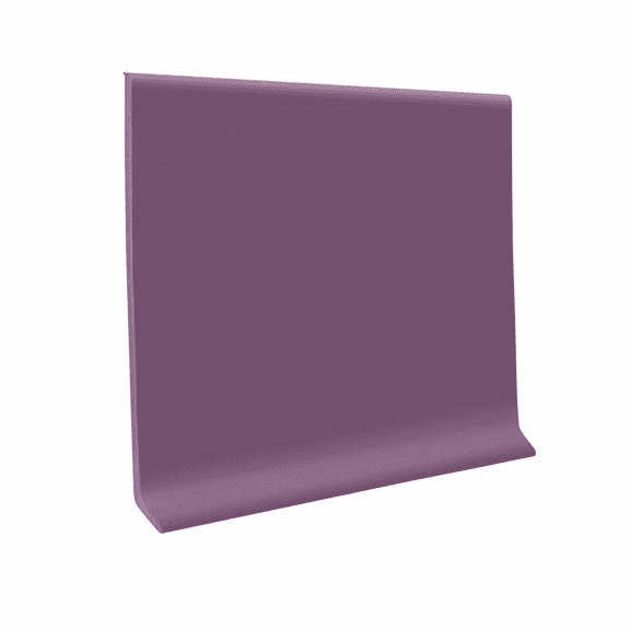 "Roppe 700  Wallbase Berry Ice  4""x120' Roll"
