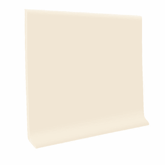"Roppe 700  Wallbase Bisque  4""x120' Roll"