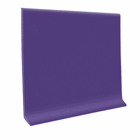 Roppe 700 Series Wallbase Grape