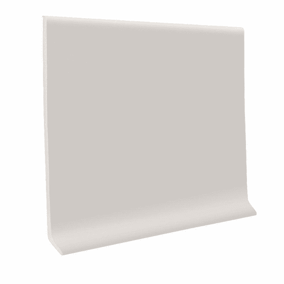 """Roppe 700  Wallbase Natural  4""""x120' Roll"""
