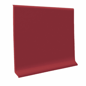 Roppe 700 Series Wallbase Red