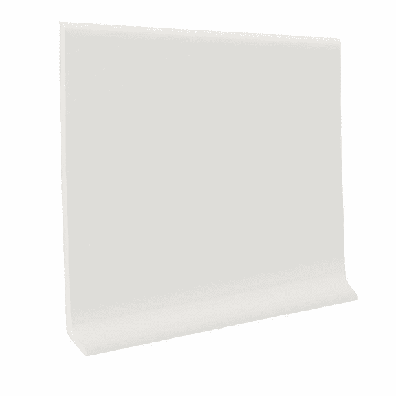 "Roppe 700  Wallbase White  4""x120' Roll"
