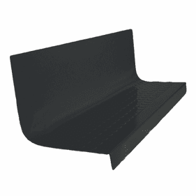 """Roppe Hammered Rubber Stair Tread #99 72"""""""