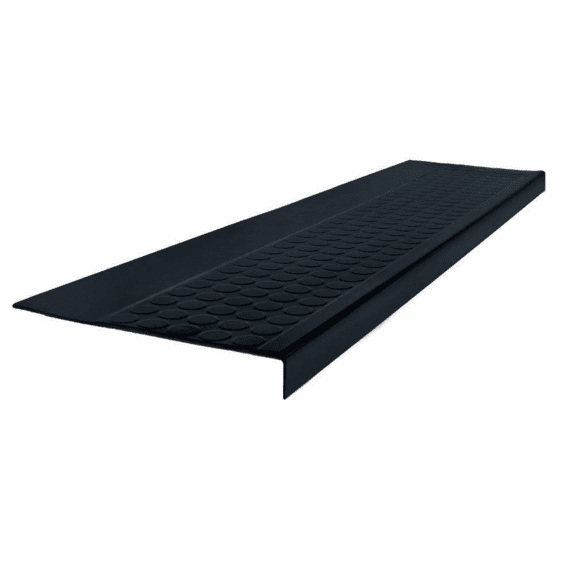 """Roppe Heavy Duty Smooth Round Stair Tread #61 72"""""""