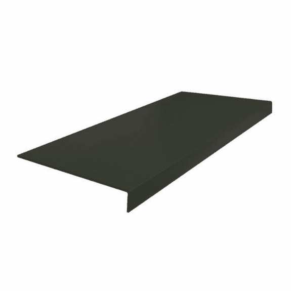 Roppe Light Duty Smooth Square Stair Tread #70 48""