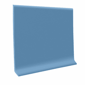 Roppe Wallbase Bluebell 1/8 x 120'