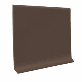 Roppe Wallbase Light Brown 1/8