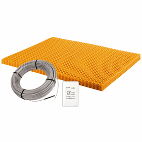 Schluter Ditra Heat Kit - 37.5 Sq. Ft. Heated Area