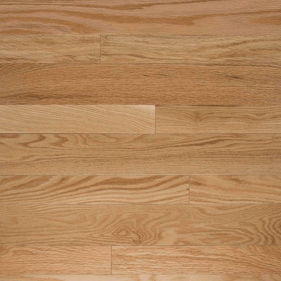 """Somerset Homestyle Natural Red Oak 2 1/4"""""""