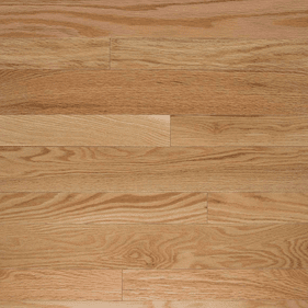 """Somerset Homestyle Natural Red Oak 3 1/4"""" Solid"""