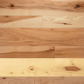 """Somerset Solid Character Plank Hickory 3 1/4"""""""