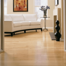 """Somerset Specialty Strip Maple Natural 3 1/4"""" Engineered"""