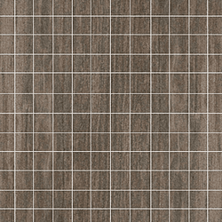 "StonePeak Materia 3D Leather 1"" x 1"" Mosaic Unpolished"