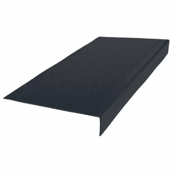 """Tarkett Hammered Angle Fit Rubber Stair Tread 72"""""""