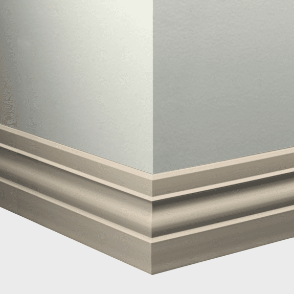 Tarkett Johnsonite Millwork Ambassador Beige 4""