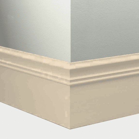 "Tarkett Millwork Monarch Silk  6"" x 8'"
