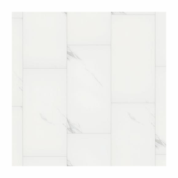 TruCor Tile Carrara Cotton