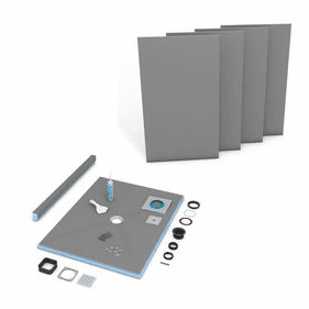 Wedi Fundo Primo Shower Kits