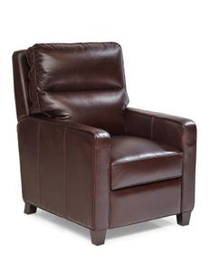 Albert Leather Recliner - QS