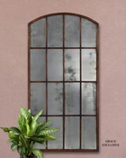 Arch Top Standing Mirror