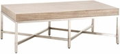 Natural Grey Wash Coffee Table