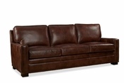 Benson Leather Sofa - QS