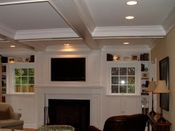 BHE Custom Entertainment Built In