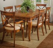Refectory Extension Dining Table