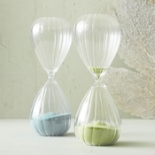 Colored Sand Hour Glass