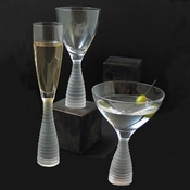 Frosted Stemware - Save 25%